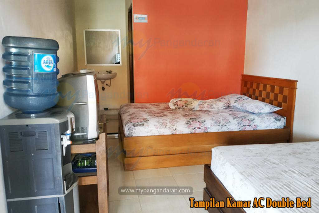Standar Ac Double Bed